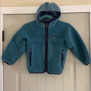 Patagonia Synchilla fleece jacket - kids